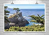 Carmel by the Sea Photograph, Pebble Beach Art, Monterey California Art