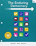 Bundle: The Enduring Democracy, Loose-leaf Version, 5th + LMS Integrated MindTap Political Science, 1 term (6 months) Printed Access Card