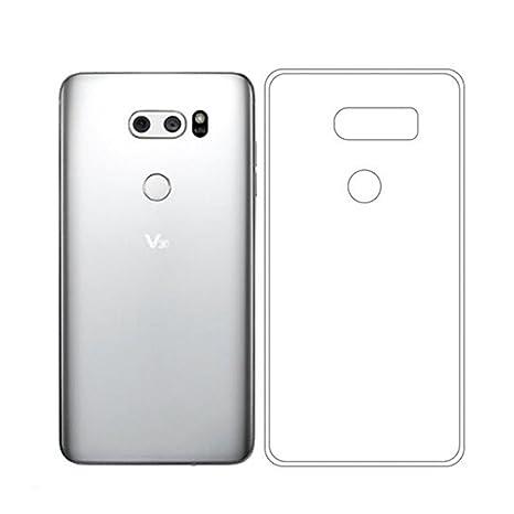 Funda LG V30 / LG V30 Plus / LG V30S ThinQ Carcasa, QULLOO ...