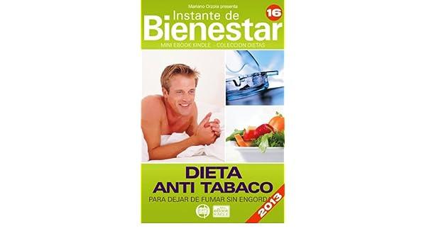dieta dejar de fumar sin engordar