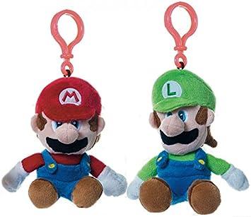 Super Mario Schlüsselanhänger Mario