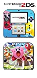 Kirby's Blowout Blast King Dedede Video Video Game Vinyl Decal Skin Sticker Cover for Nintendo 2DS System Console