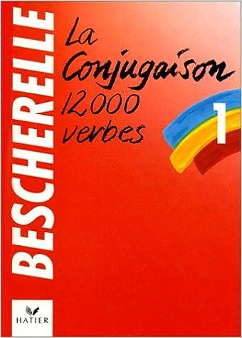 conjugaison 12000 verbes