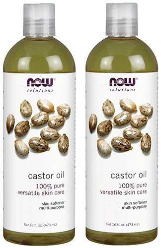 Now Foods Castor Oil 16 oz