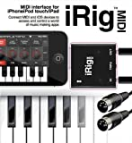 IRIG MIDI INTERFACE FOR IOS MOBILE DEVICES