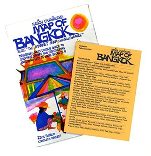 Book Nancy Chandler's Map of Bangkok: Alias the 'Market Map and Much More'