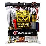 GETREADYNOW Zombie Apocalypse Emergency Road Kit | Natural...