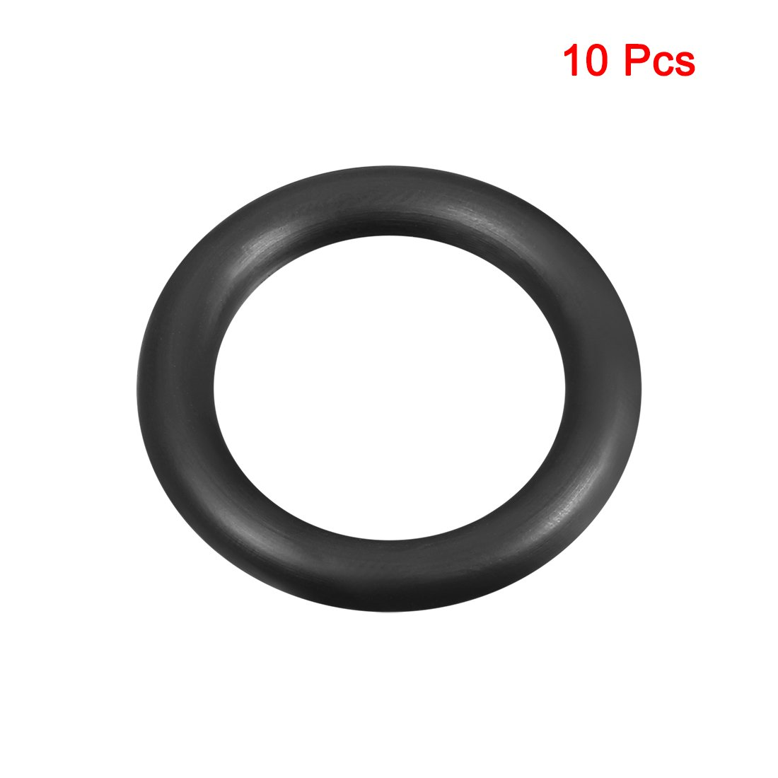 20mm OD 10mm Inner Diameter Pack of 10 5mm Width Round Seal Gasket uxcell O-Rings Nitrile Rubber