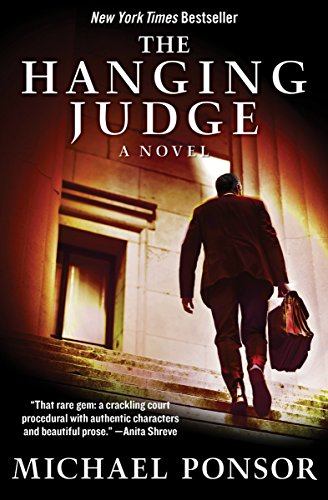 The Hanging Judge: A Novel (The Judge Norcross