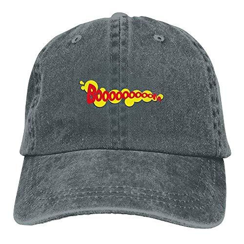 Hats Denim Hat Skull Sport Men Cowboy Women Cowgirl for Cap DEFFWB Sign Boom q6zCwzS