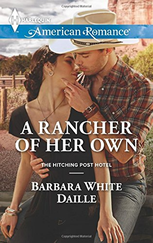 book cover of A Rancher of Her Own