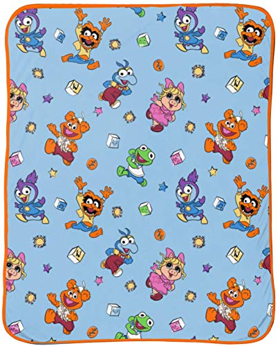 Disney Muppet Babies Blocks Thro...