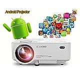 rom to room fan - Pico Smart Projector, SJY HD 170