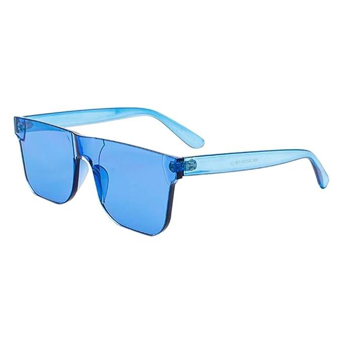 Xinvision Sin Montura Marco Polarizadas Gafas de Sol Anteojos UV400 Portección Sunglasses Para Mujer Hombre