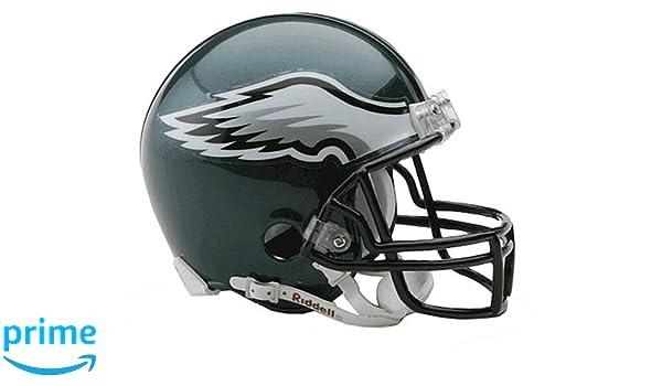 Riddell NFL Philadelphia Eagles Replica Mini casco de fútbol: Amazon.es: Deportes y aire libre
