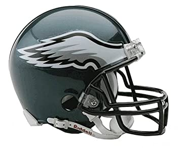 Riddell NFL Philadelphia Eagles Replica Mini casco de fútbol  Amazon.es   Deportes y aire libre d7405cfb591