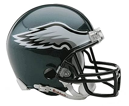 promo code 2ca05 ff2b9 NFL Philadelphia Eagles Replica Mini Football Helmet