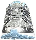 Avia Women's Avi-Execute II Running Shoe, Chrome