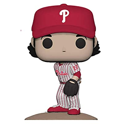 Funko POP! MLB: Aaron Nola: Toys & Games