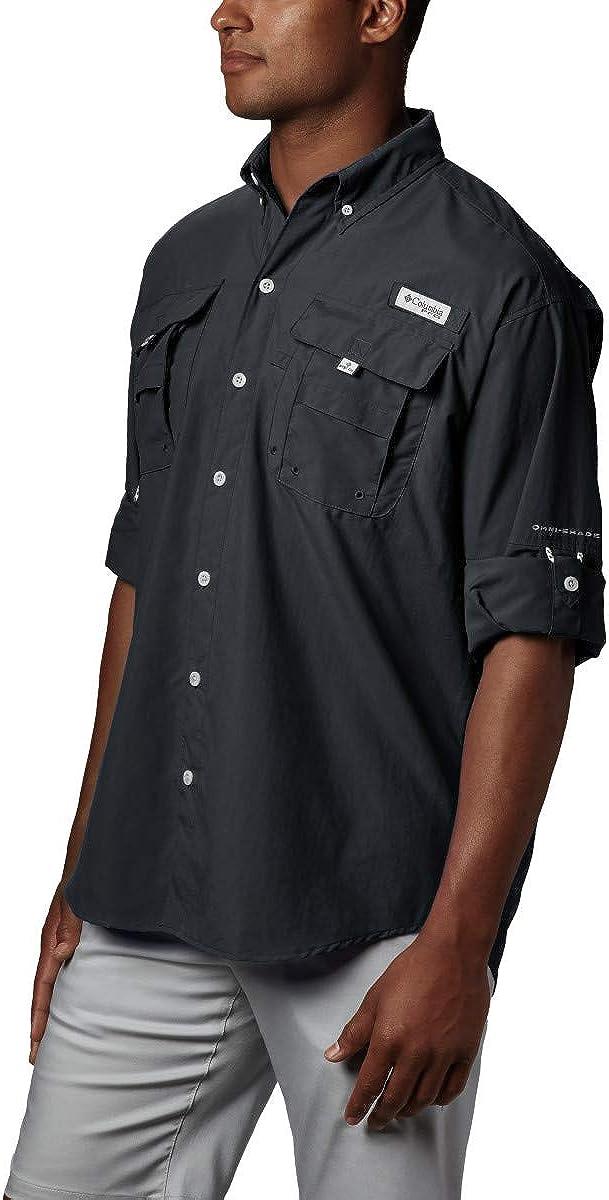 Columbia Mens Bahama II Long Sleeve Shirt