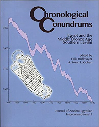 Amazon com: Chronological Conundrums: Egypt and the Middle