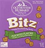 Old Mother Hubbard Bitz Natural Crunchy Dog Training Treats, Chicken, Liver & Veggies, 20-Pound Box For Sale