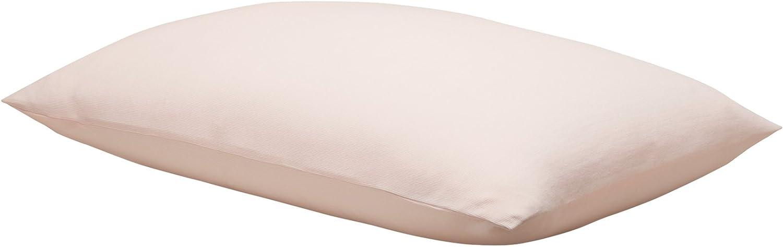 Calvin Klein Home Modern Cotton Julian King Pillowcase Pair, Sham, Pink, 2 Piece