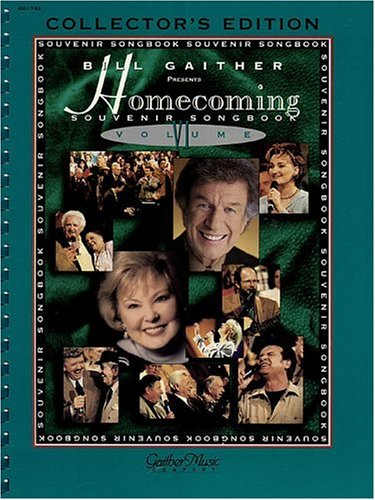 The Gaithers - Homecoming Souvenir Songbook Vol. 6