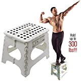 Super Strong Folding Step Stool -11