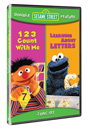 Halloween Friendly Letter (Sesame Street Double Feature: 123 Count With Me/Learning About)