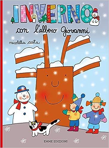 Amazon It Inverno Con L Albero Giovanni Nicoletta Costa Libri
