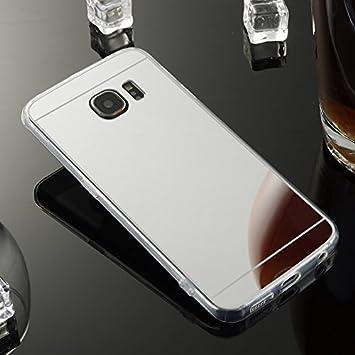 los angeles b9fdf d9b26 Galaxy Note 8 Mirror Case,Ultra Slim Soft Selfie TPU: Amazon.co.uk ...