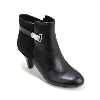 Lilly Leather Tailored Bootie 497-157