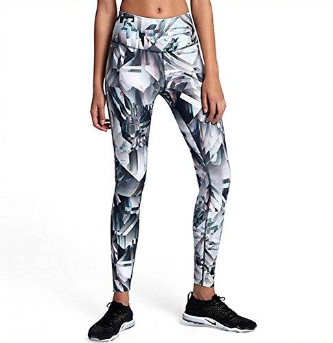 Nike Women's Power Legend Training Tights 861422 010 Size XL by NIKE