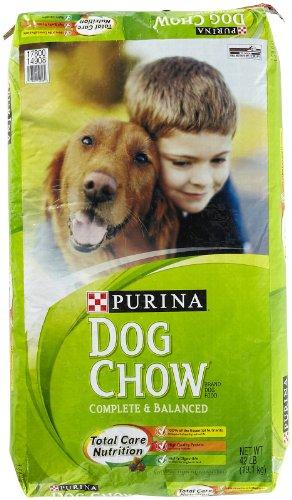 PURINA 178141 Chow Complete Balance for Dogs 42-Pound
