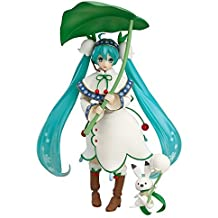 Good Smile Snow Miku: Snow Bell ver. Figma Action Figure