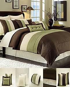 8 piece luxury bedding regatta comforter set for Naaptol kitchen queen set