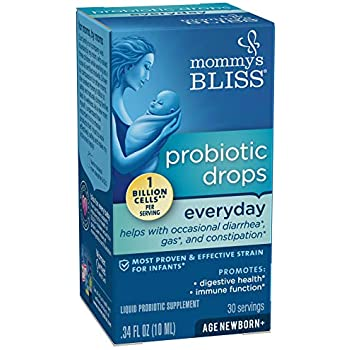 Amazon Com Mommy S Bliss Probiotic Drops Everyday 0
