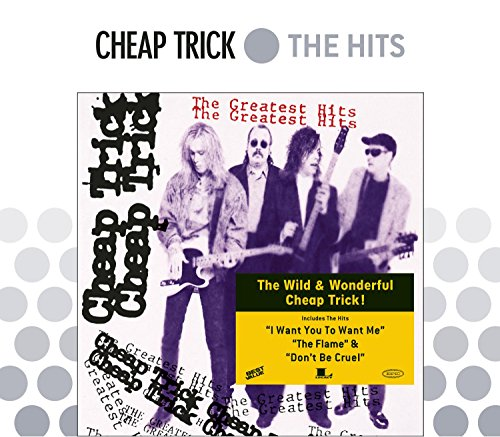 Price comparison product image Cheap Trick - Greatest Hits