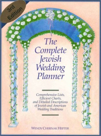 The Complete Jewish Wedding Planner