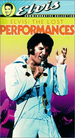 Performance Vhs - Elvis - The Lost Performances [VHS]