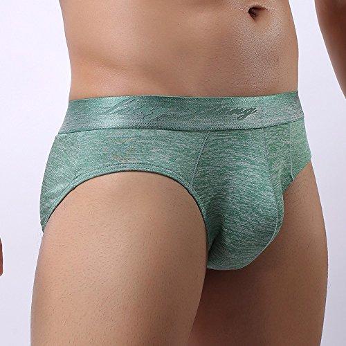 Coton Babyhome Confortable Homebaby Homme Ultra Uni Et Vert Par En Doux Slip IrgFxr