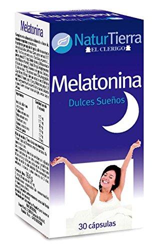 Naturtierra Melatonina Dulces Sueños - 30 Cápsulas