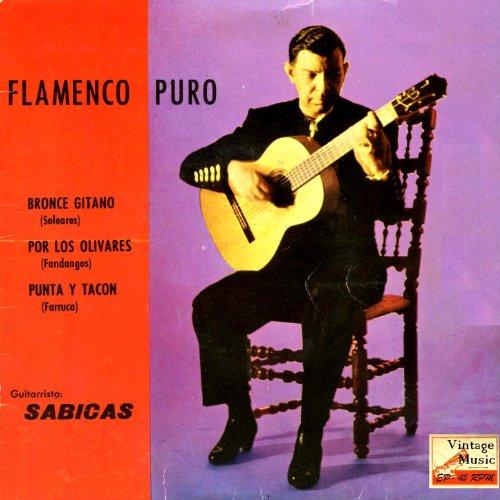 ... Vintage Flamenco Guitarra Nº11.