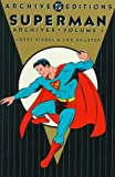 Superman Archives, Vol. 1 (DC Archive Editions)