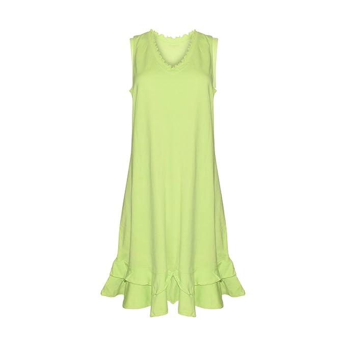 31feec8f321 Fresh Produce Womens Sunrise Dress Cotton Clothing Bottom (Small ...