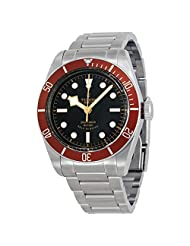 Tudor Heritage Black Bay 79220R Stainless Steel Automatic Men's Watch