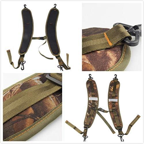 VOSAREA Waterproof Bag Adjustable Belt Replacement Shoulder Straps for Shoulder Camouflage Backpack