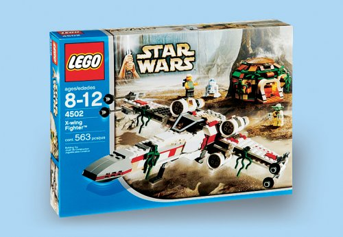 LEGO Star Wars 4502 - X-Wing Fighter Fighter Fighter 422b2d