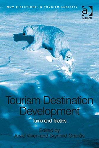 Tourism Destination Development: Turns and Tactics (New Directions in Tourism Analysis) Pdf